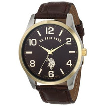 Reloj U.s. Polo Assn Usc50225 Cafe