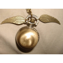 Reloj Harry Potter Snitch Dorada/ Reliquias/ Dumbledore Army