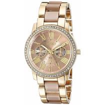 Reloj Xoxo® Xo5873 Oro Rosa Cristales Análogo Mujer Cuarzo