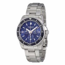 Reloj Victorinox Maverick Cronógrafo Azul 241689