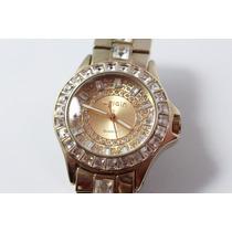 Reloj Oro E Incrustaciones R48