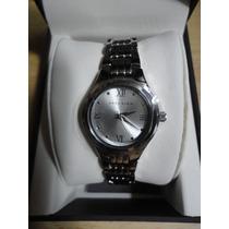 Nuevo Reloj Anne Klein Dama Plateado