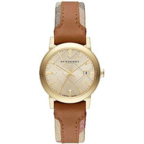 Reloj Burberry Wbb867 Marròn