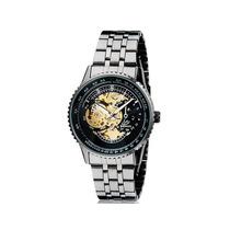 Reloj Mecánico Esqueleto Automático Elegante Cuerda Hombre