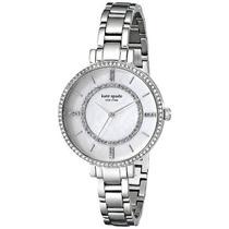 Reloj Kate Spade New York Wksnt1521 Plateado Femenino