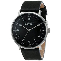 Reloj August Steiner As8090bk Negro Masculino