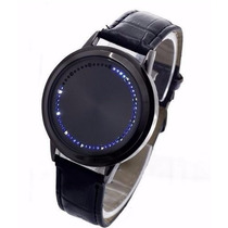 Reloj Raro Touch Led Tokioflash Digital Binario Moderno Luz