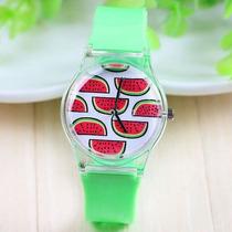 Relojes De Fruta Sandia Y Limon