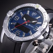 Reloj Deportivo Shark Silvertip