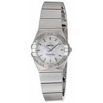Reloj Omega Constellation Mujer Concha 12310246005001