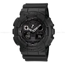Reloj Casio G-shock Ga100 Resistencia Magnetica 5 Alarmas