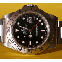 Rolex Explorer Ii Gmt Ref.16570 Cal. 3185 Serie X
