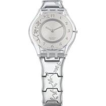 Reloj Swatch Blanco Wsch10