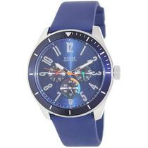 Reloj Guess Wg593 Azul