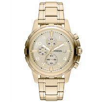 Reloj Fossil Fs4867 100% Original Intertempo *envio Gratis**