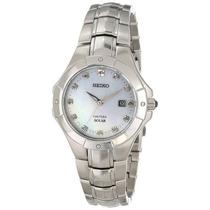 Reloj Seiko Wsk1502 Plateado Femenino