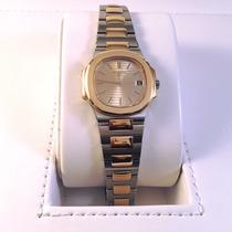 Reloj Patek Philippe Nautilus Dama Acero Oro Nunca Usado.