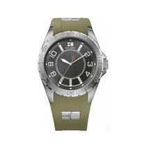 Reloj Hugo Boss Whb916 Verde