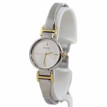Reloj Mujer Silver Bulova 98l140 Original