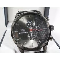Moderno Reloj Emporio Armani ,nuevo Modelo 2016, Caballero
