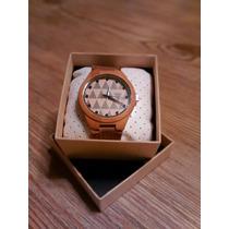 Reloj Madera, Reloj Bamboo, Wooden Watch, Hombre Mujer Unise