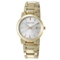 Reloj Burberry Dorado