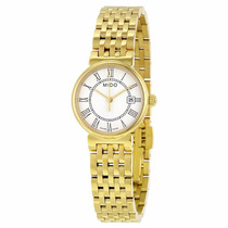 Reloj Mido Dorada Lady M21303261 Ghiberti