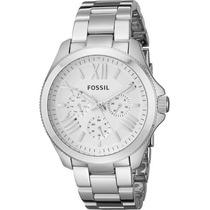 Reloj Fossil Am4509 Plateado