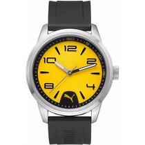 Reloj Puma Hombre Amarillo Motorsport Pu104041001