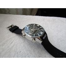 Moderno Reloj Nike Caucho Negro Digital Subasta 1 Peso