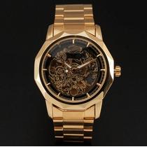 Reloj Automático Lujo Winner 2016
