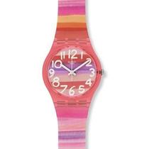 Reloj Swatch Rosado Femenino