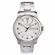Reloj Victorinox Officers Acero Inoxidable Navaja 241551.1