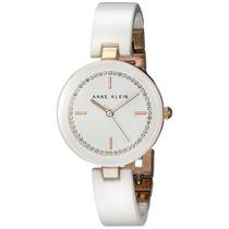 Reloj Anne Klein Ak/1314rgwt Blanco