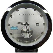 Reloj Burberry Correa De Cuero