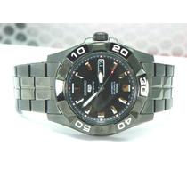 Original Reloj Seiko 5 Sports Automático Day/date Mod 7s36.