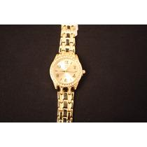 Reloj Color Dorado , Marca New York & Company, Mujer Pulsera