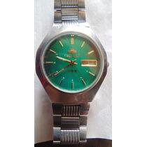 Reloj Orient Automatico De 21 Joyas Vintage