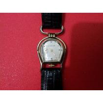Raro Reloj De Pulsera Steelco (herradura)