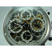 Chronoswiss Opus Chronograph Skeleton Ch 7523