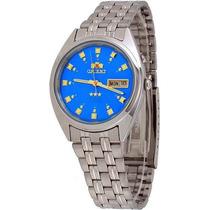Reloj Orient Wort1171 Plateado
