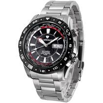 Reloj J Springs Bebo055 Automatico Wr100m Día Y Fecha