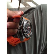Reloj Marvin Con Papeles Y Caja
