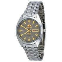 Reloj Orient Wort1518 Plateado