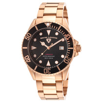 Reloj Swiss Legend Oro Rosa Sl-21344-rg-11