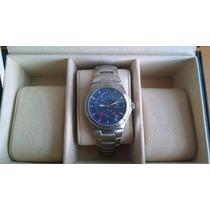Reloj Marca Louis Bolle Zenith Cristal Zafiro Auto