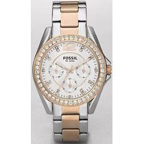 Reloj Fossil Mujer Multi-fuction Es2787 | Envio Gratis