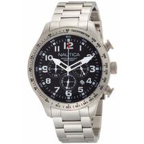 Unico Reloj Nautica N18592g 100% Original Envío Gratis!