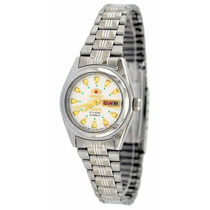 Reloj Orient Wort1517 Plateado