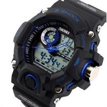 Reloj Quarzo Skmei Azul Deportivo